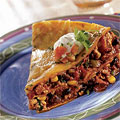 Enchilada Pie - photo credit John Uhre