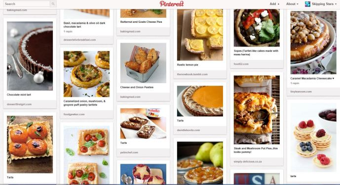 Pinterest - AZ Blue Ribbon Pie Round-Up