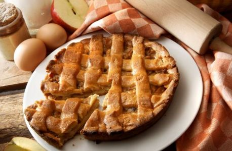 Apple Pie History by Tori Avey